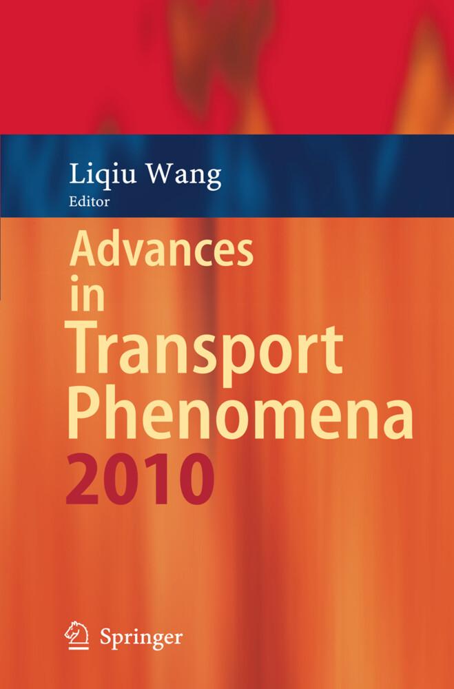 Advances in Transport Phenomena als Buch von