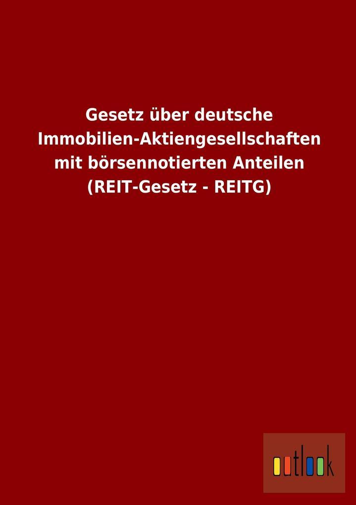 Gesetz über deutsche Immobilien-Aktiengesellsch...