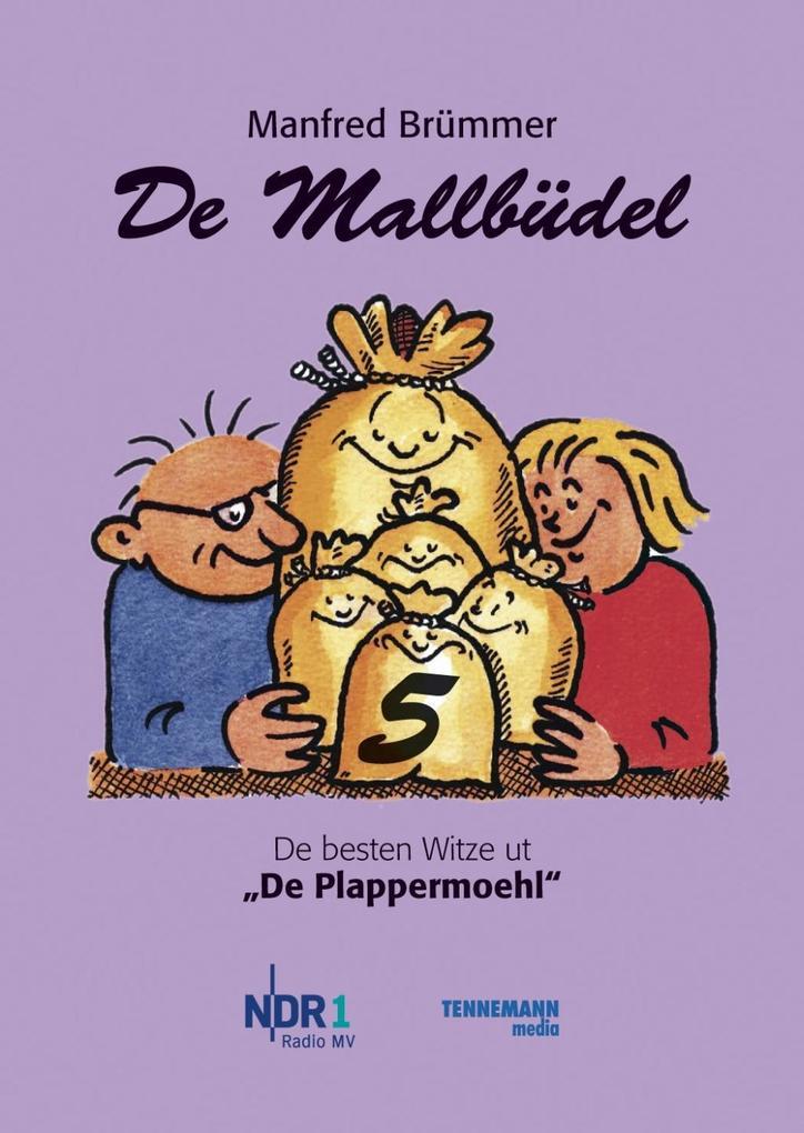 De Mallbüdel 05 als Buch von Manfred Brümmer