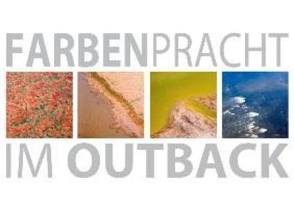 Farbenpracht im Outback (Posterbuch DIN A3 quer...