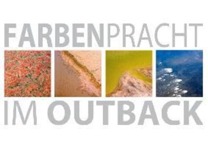 Farbenpracht im Outback (Posterbuch DIN A4 quer...