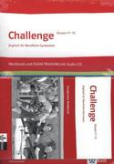 Challenge Klasse 11. bis 13. Arbeitsmaterial-Paket (Workbook und Vocabulary Notebook). Bundesausgabe