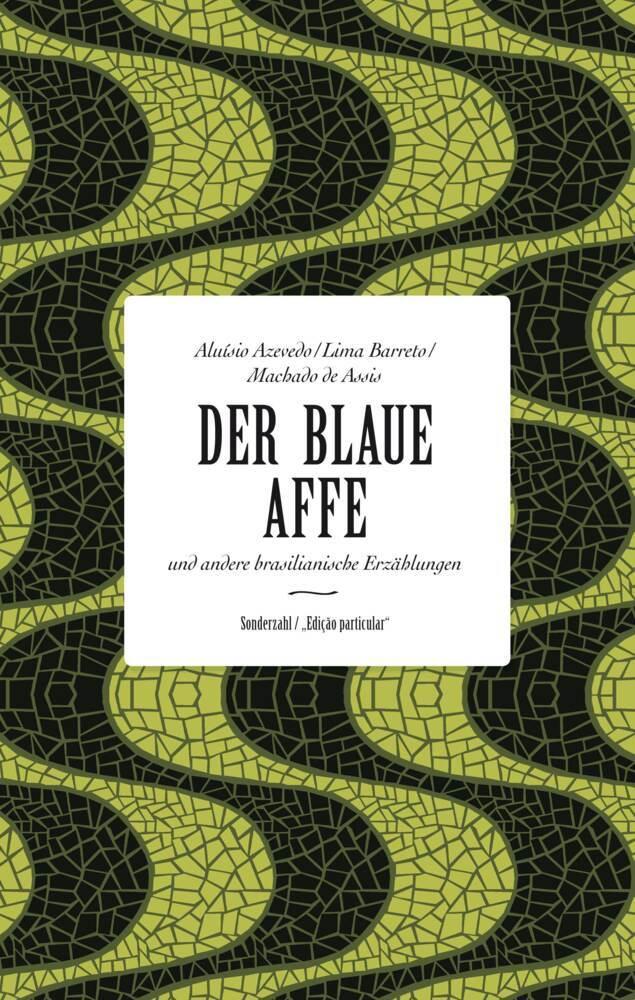 Der blaue Affe als Buch