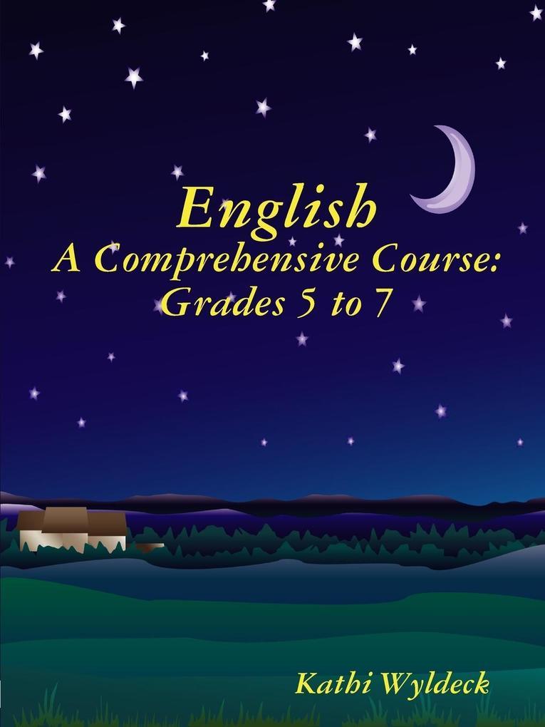 English - A Comprehensive Course als Taschenbuc...