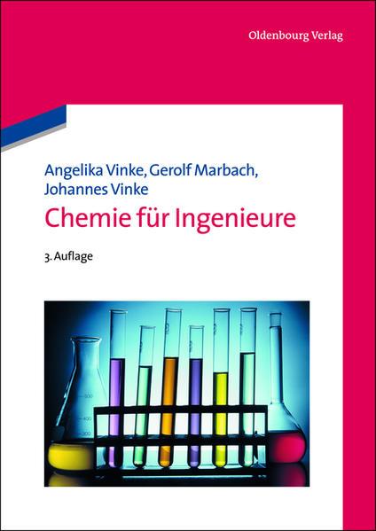 Chemie für Ingenieure als Buch von Angelika Vin...