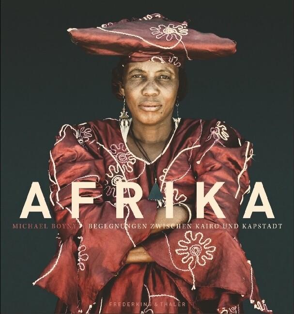 Afrika als Buch von Michael Boyny
