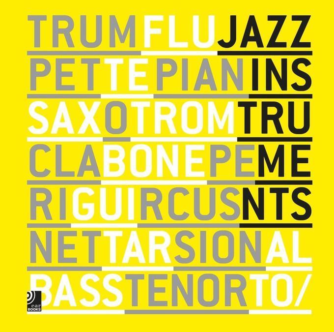 Jazz Instruments als Buch