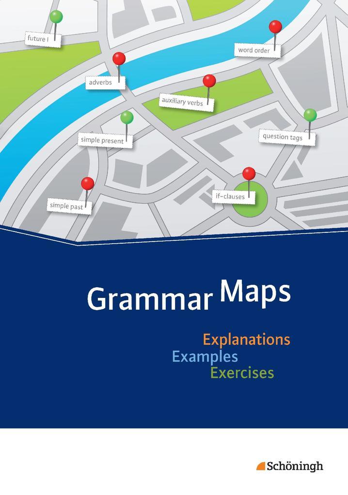 Grammar Maps als Buch von Miriam Bondzio