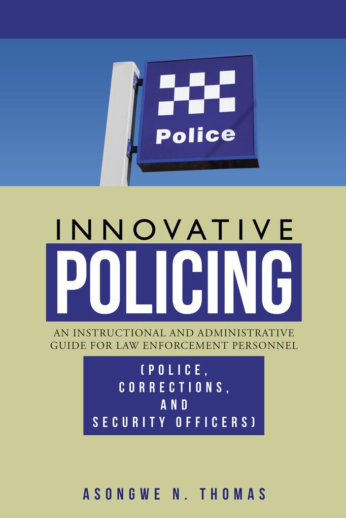 Innovative Policing als eBook Download von