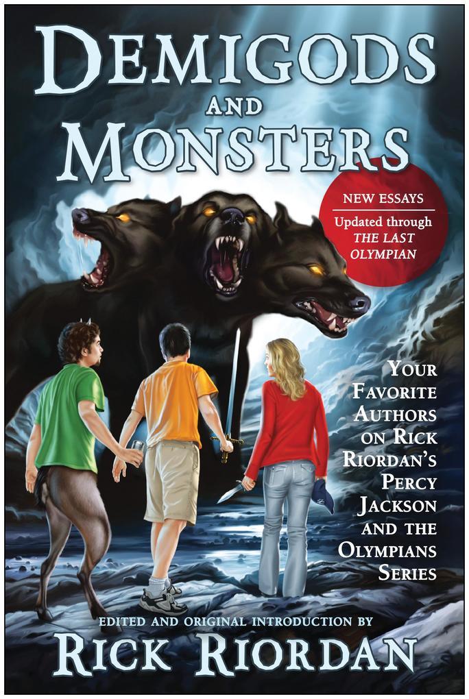 Demigods and Monsters als eBook Download von