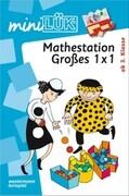 miniLÜK. Mathestation Großes 1 x 1: Ab 3 Klasse