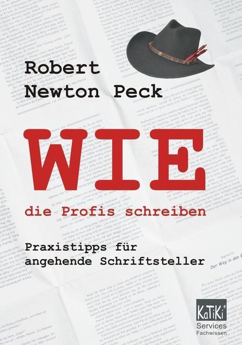 WIE die Profis schreiben als Buch