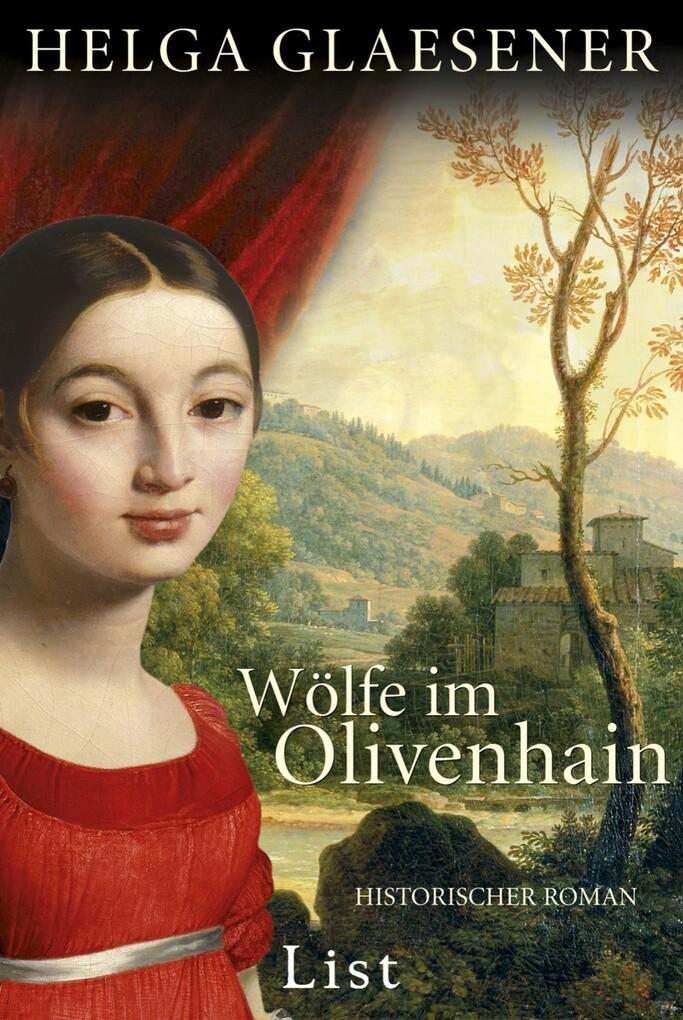 Wölfe im Olivenhain als eBook