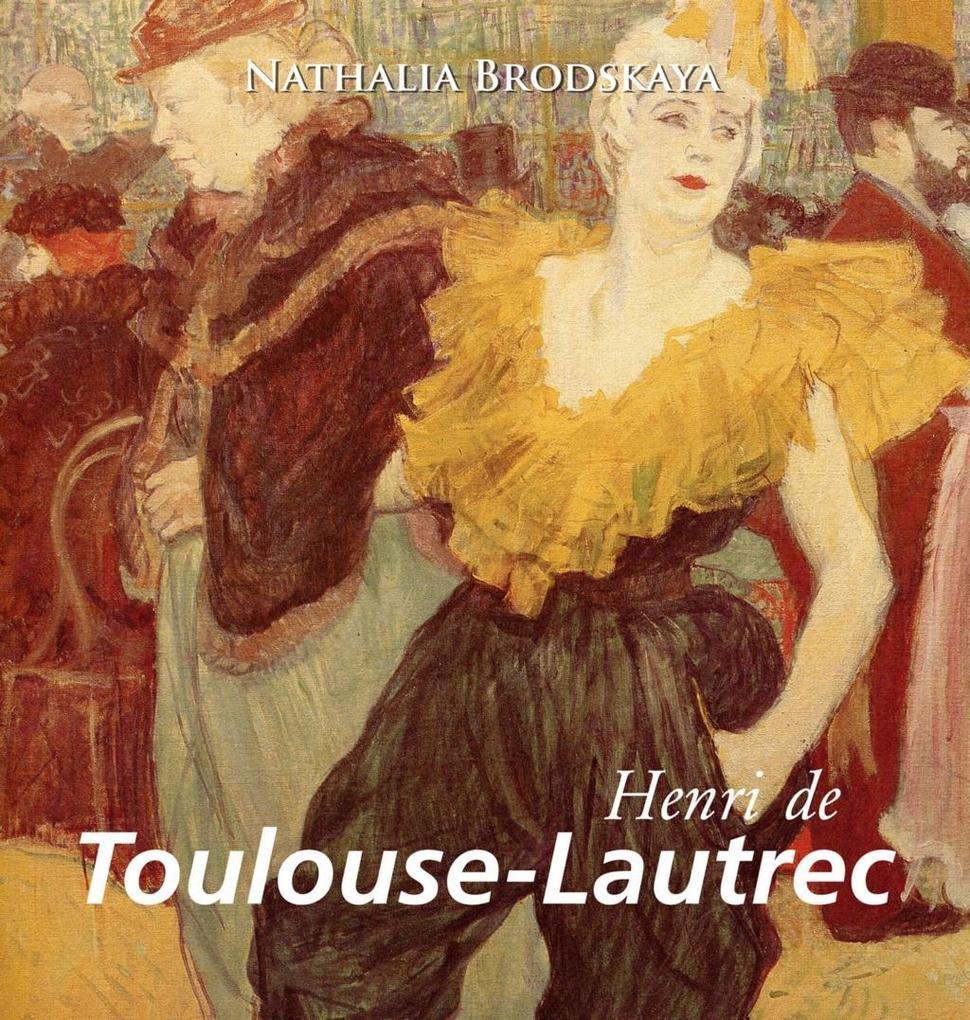 Toulouse-Lautrec als eBook