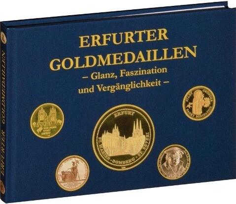 Erfurter Goldmedaillen als Buch von