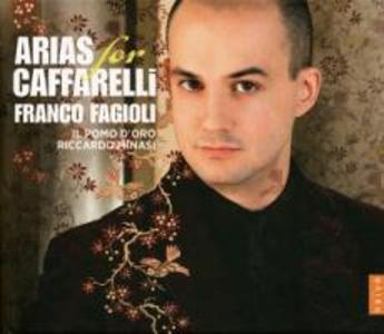 Arias For Caffarelli als CD