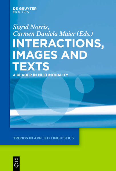 Interactions, Images and Texts als Buch von
