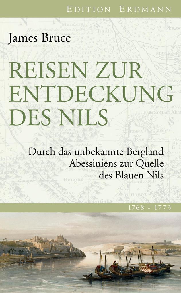 Reisen zur Entdeckung des Nils als eBook Downlo...