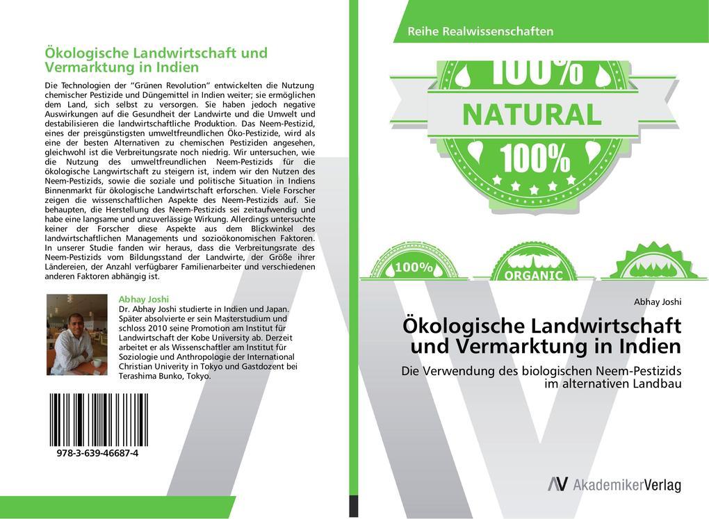 Ökologische Landwirtschaft und Vermarktung in I...