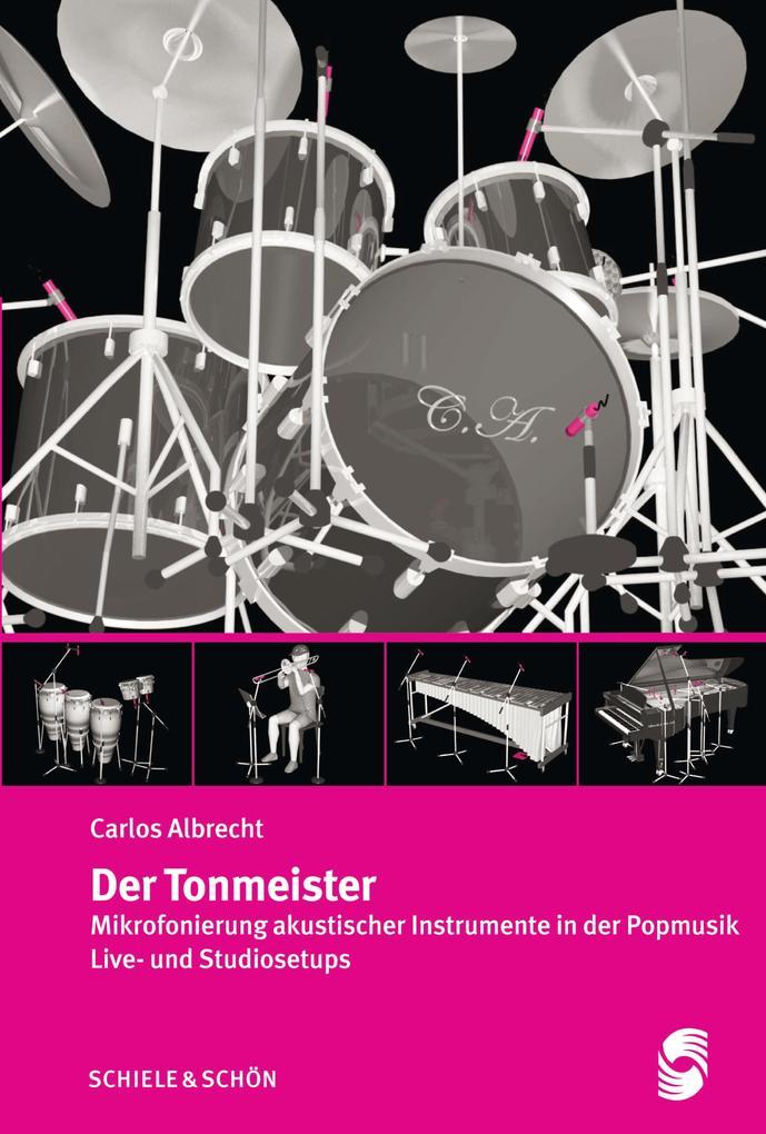 Der Tonmeister als eBook Download von Carlos Al...