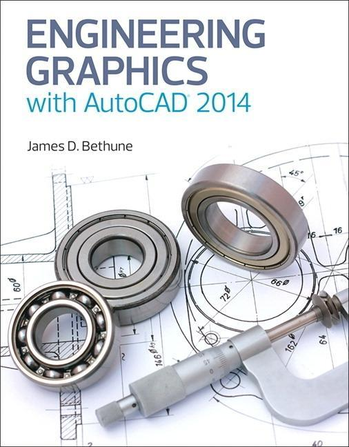 Engineering Graphics with AutoCAD 2014 als Buch...