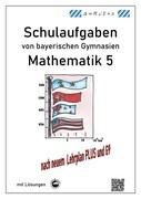 Arndt, C: Mathematik 5 Schulaufgaben/Klassenarbeiten von
