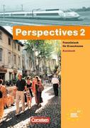 Perspectives 2. Kursbuch. Mit Vokabeltaschenbuch