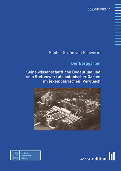 Der Berggarten als Buch von Sophie von Schwerin