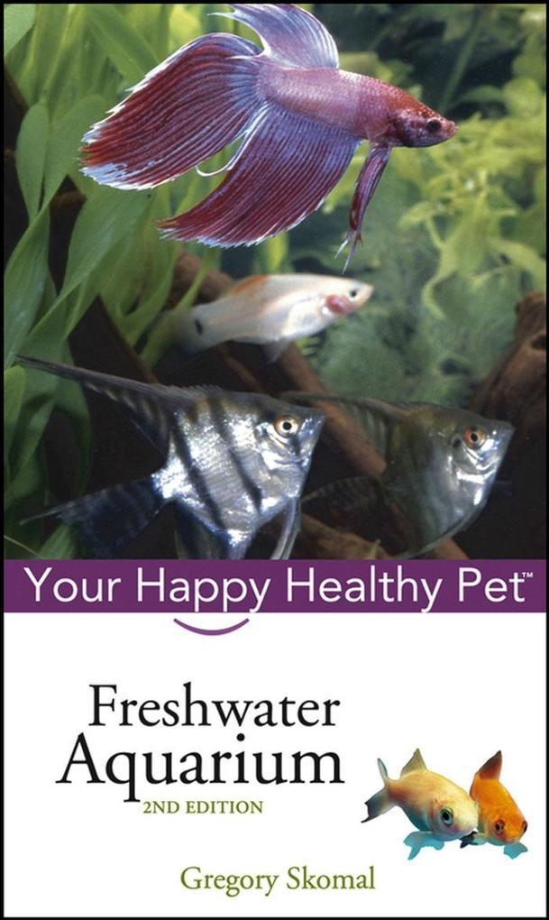 Freshwater Aquarium als eBook Download von Greg...