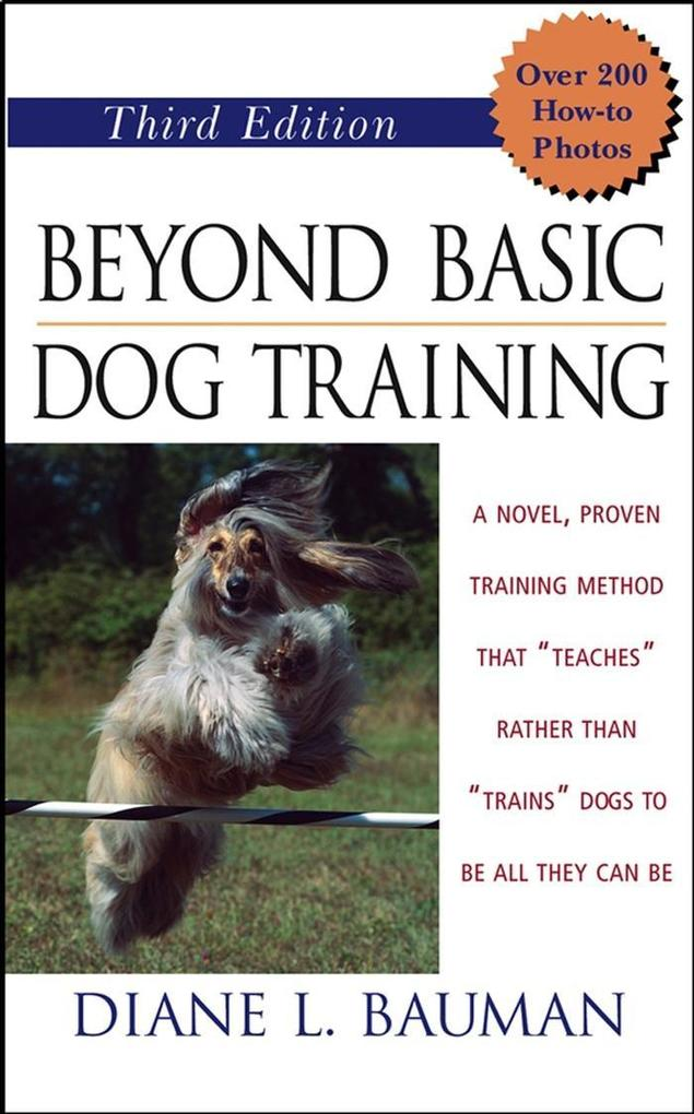 Beyond Basic Dog Training als eBook Download vo...