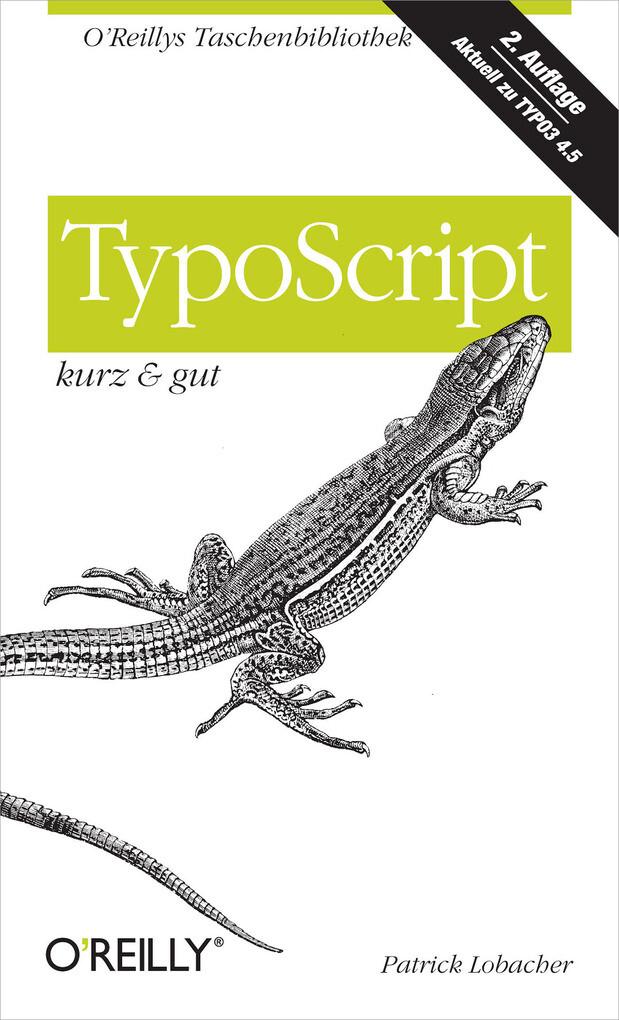 TypoScript kurz & gut als eBook Download von Pa...