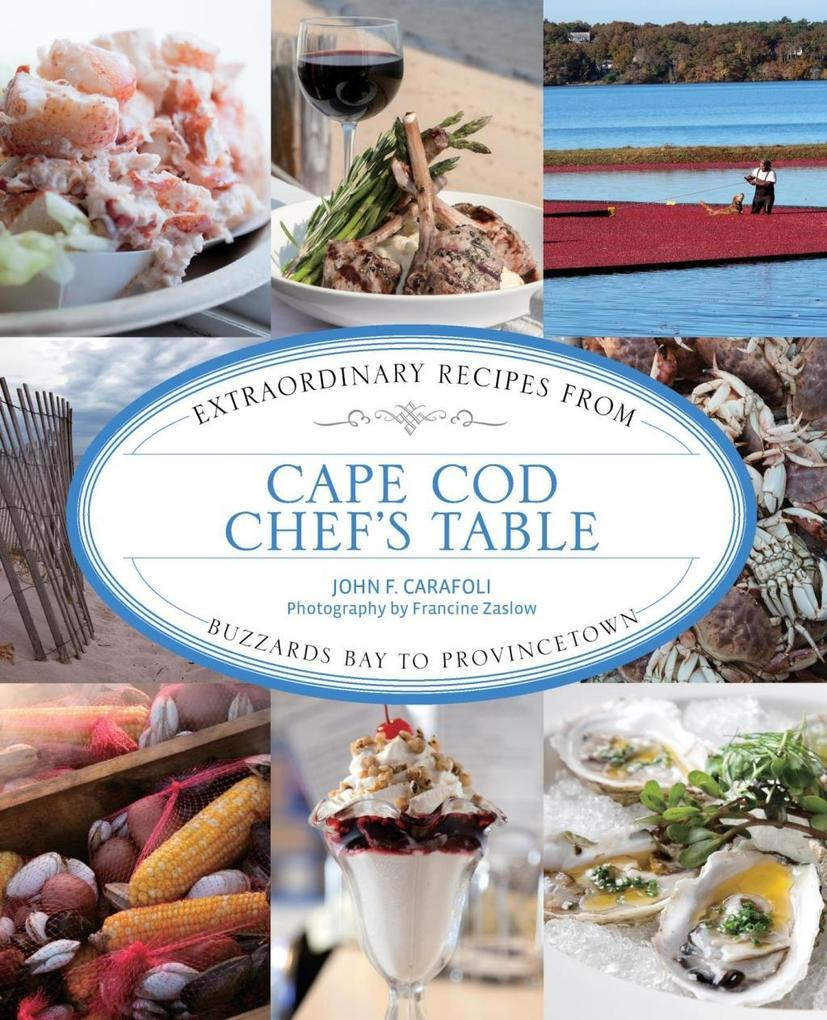Cape Cod Chef´s Table als eBook Download von Jo...