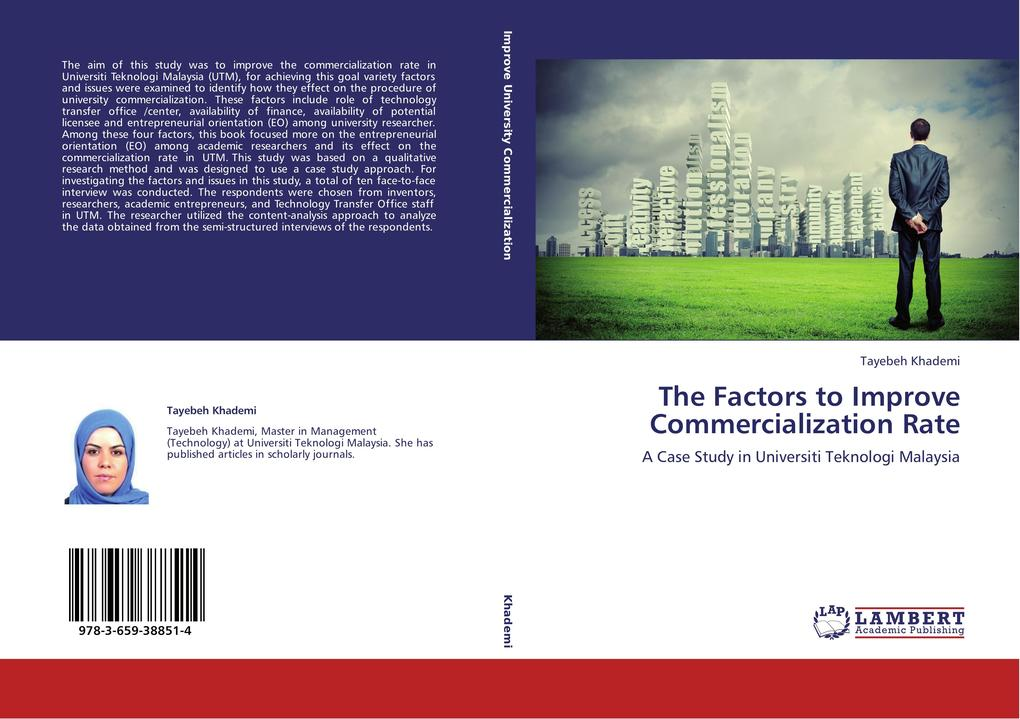 The Factors to Improve Commercialization Rate a...