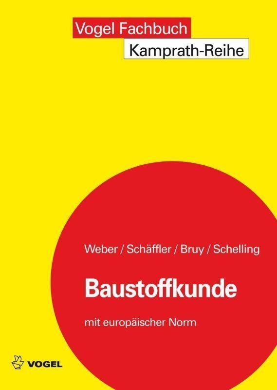 Baustoffkunde als eBook