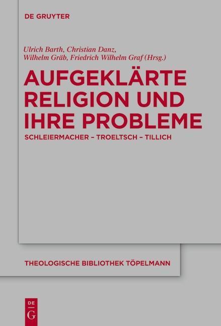 Aufgeklärte Religion und ihre Probleme als eBoo...