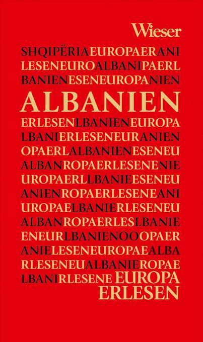 Albanien als Buch von