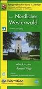 Nördlicher Westerwald Kartenset 1 : 25.000