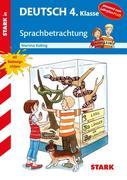 Training Grundschule - Deutsch Sprachbetrachtung 4. Klasse