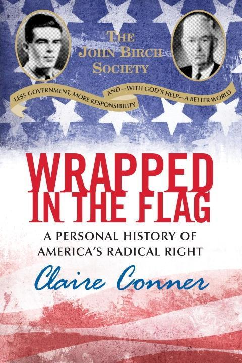 Wrapped in the Flag als eBook Download von Clai...