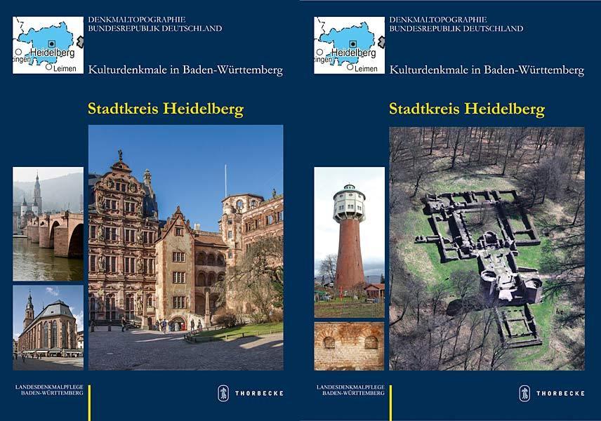 Stadtkreis Heidelberg als Buch von