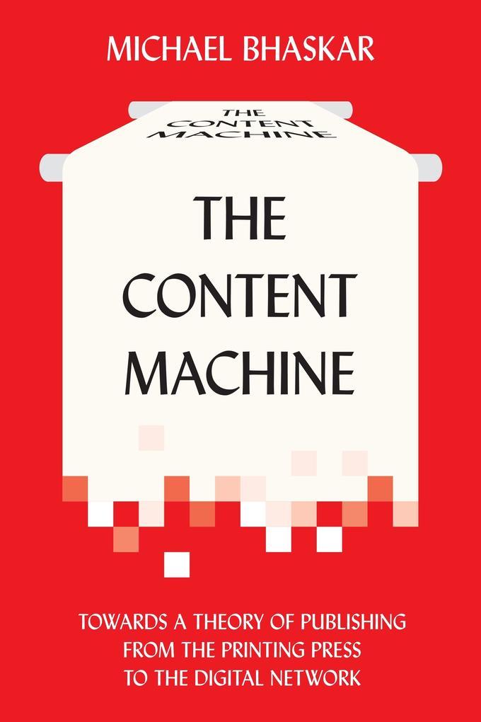 The Content Machine als eBook Download von Mich...