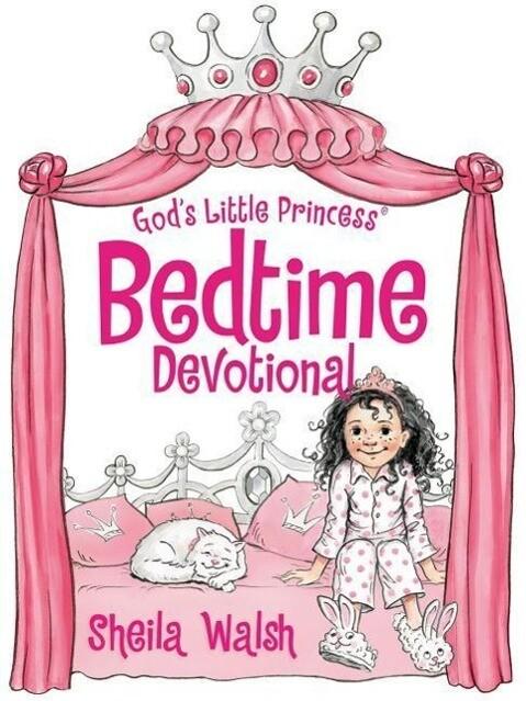 God's Little Princess Bedtime Devotional als Buch (gebunden)