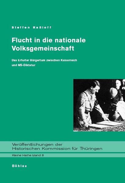Flucht in die nationale Volksgemeinschaft als B...