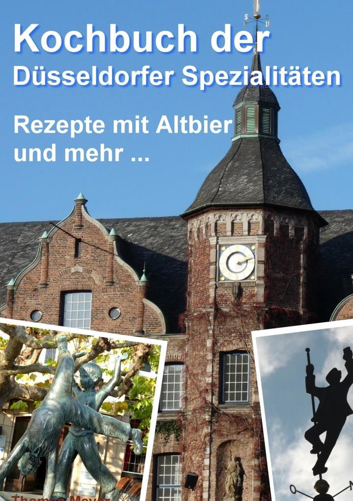 Kochbuch der Düsseldorfer Spezialitäten als eBo...
