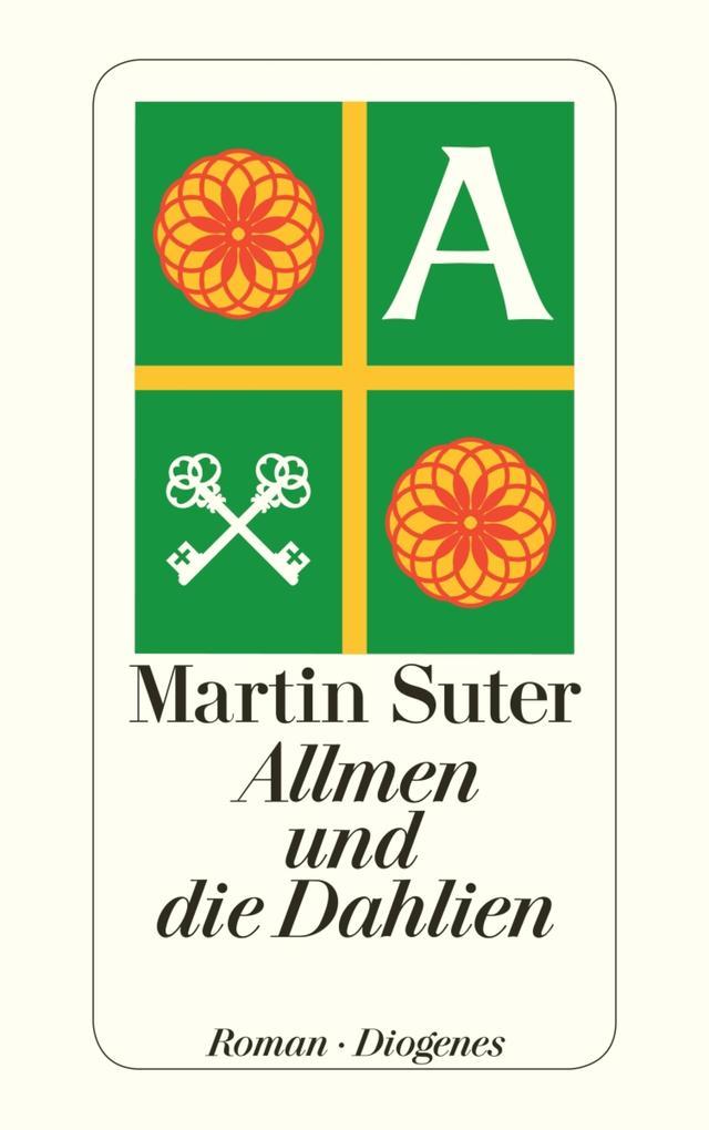 Allmen und die Dahlien als eBook