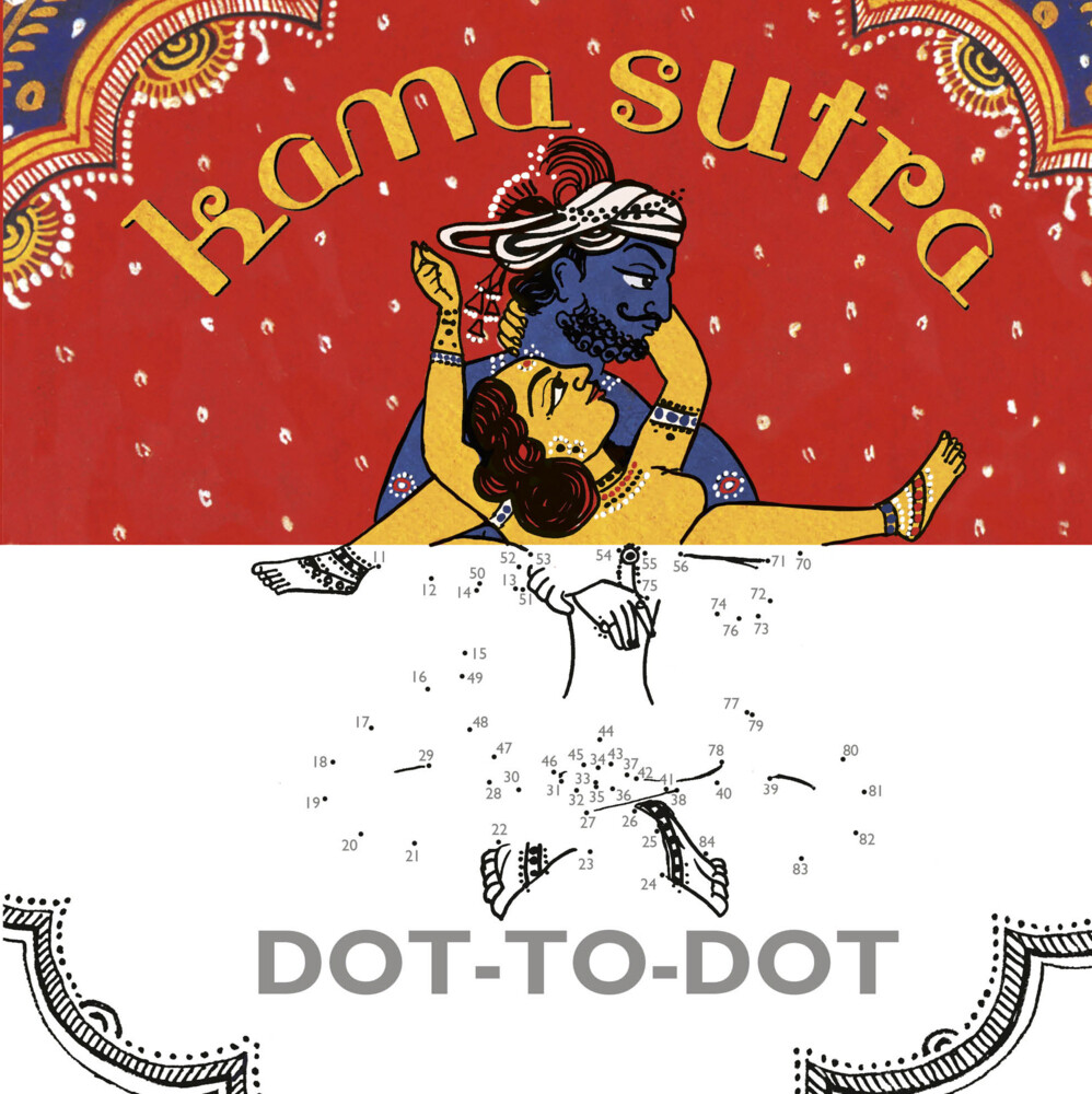 Kama Sutra Dot-to-dot als Buch von
