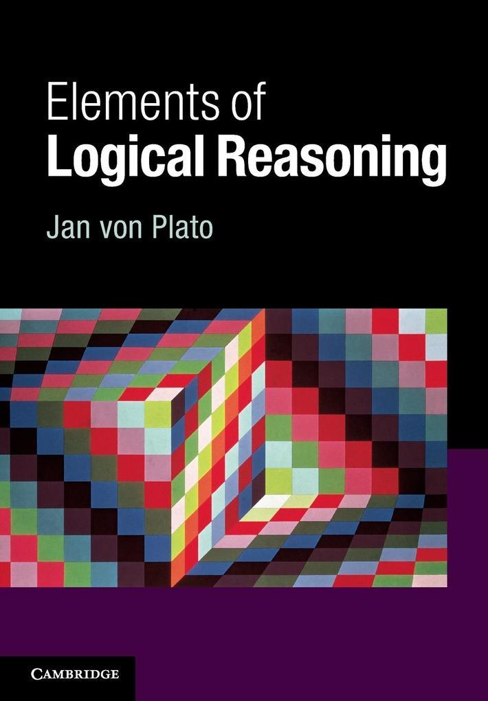 Elements of Logical Reasoning als Taschenbuch