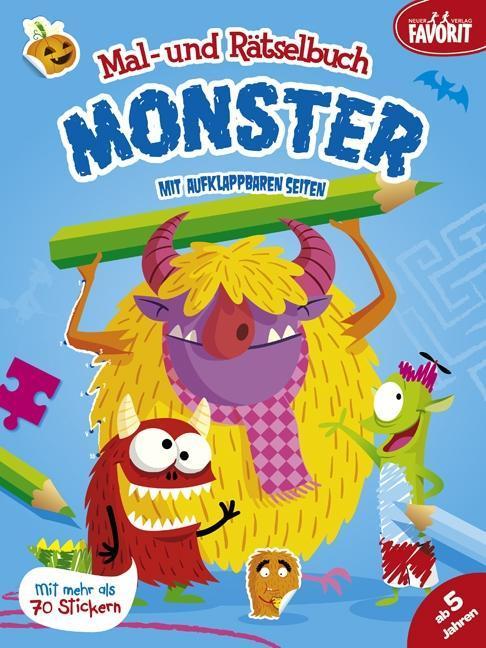 Monster als Buch von