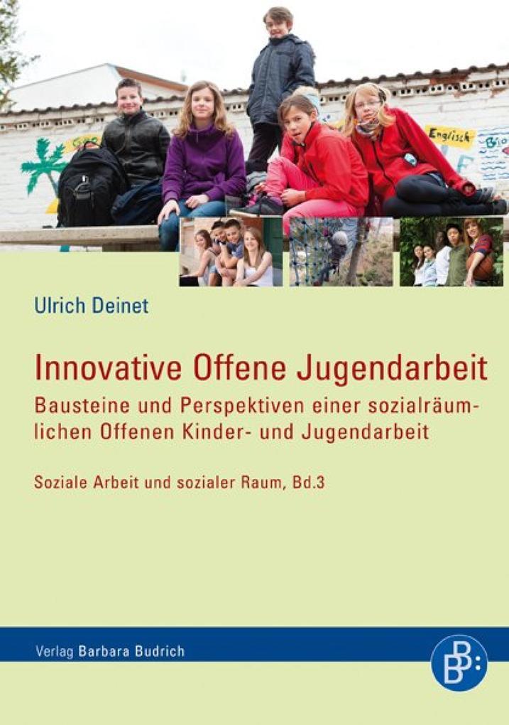 Innovative Offene Jugendarbeit als eBook Downlo...