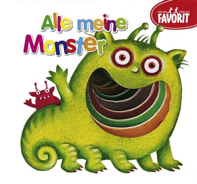 Alle meine Monster als Buch von Giovanna Manteg...